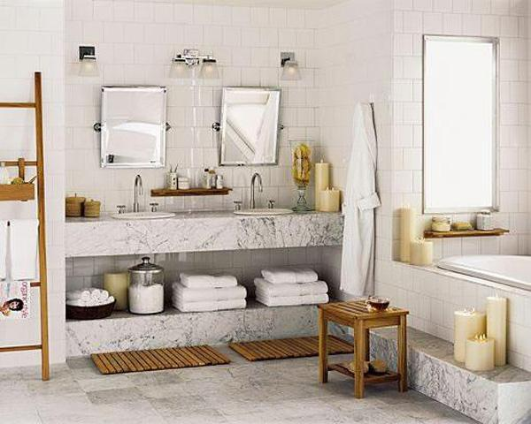 Turn Your Bathroom Into A Spa   Large And Beautiful Photos. Photo To Select  Turn Your Bathroom Into A Spa | Design Your Home