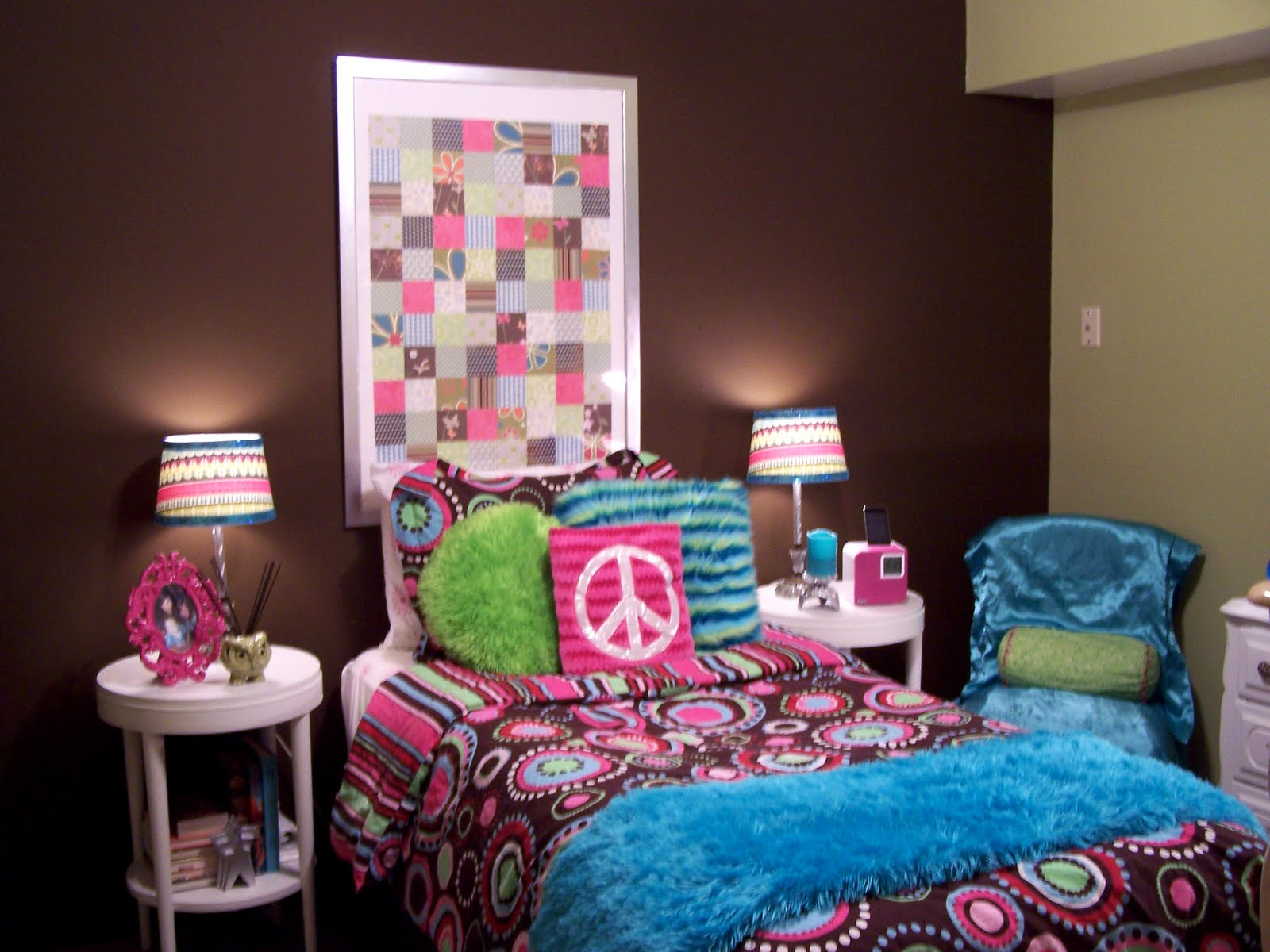 tween girl bedroom decorating ideas photo - 1