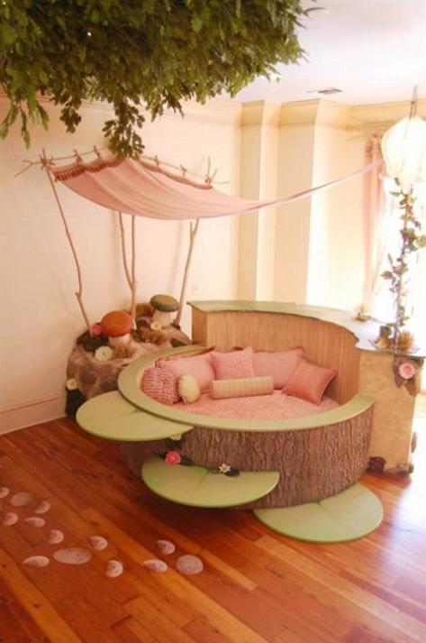 unique kids bedrooms photo - 2
