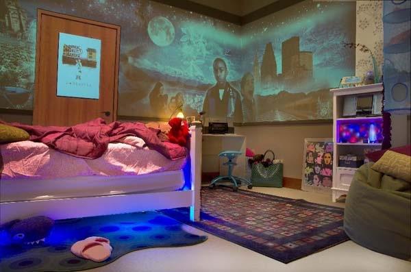unique teenage bedroom 2012