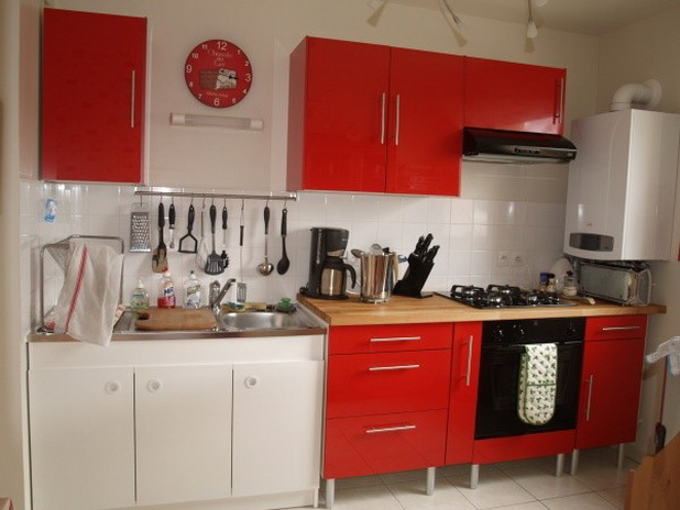 very small kitchen designs photo - 2