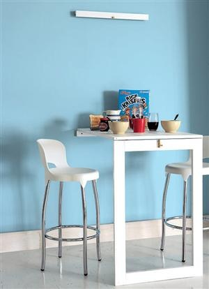 very small kitchen table photo - 1