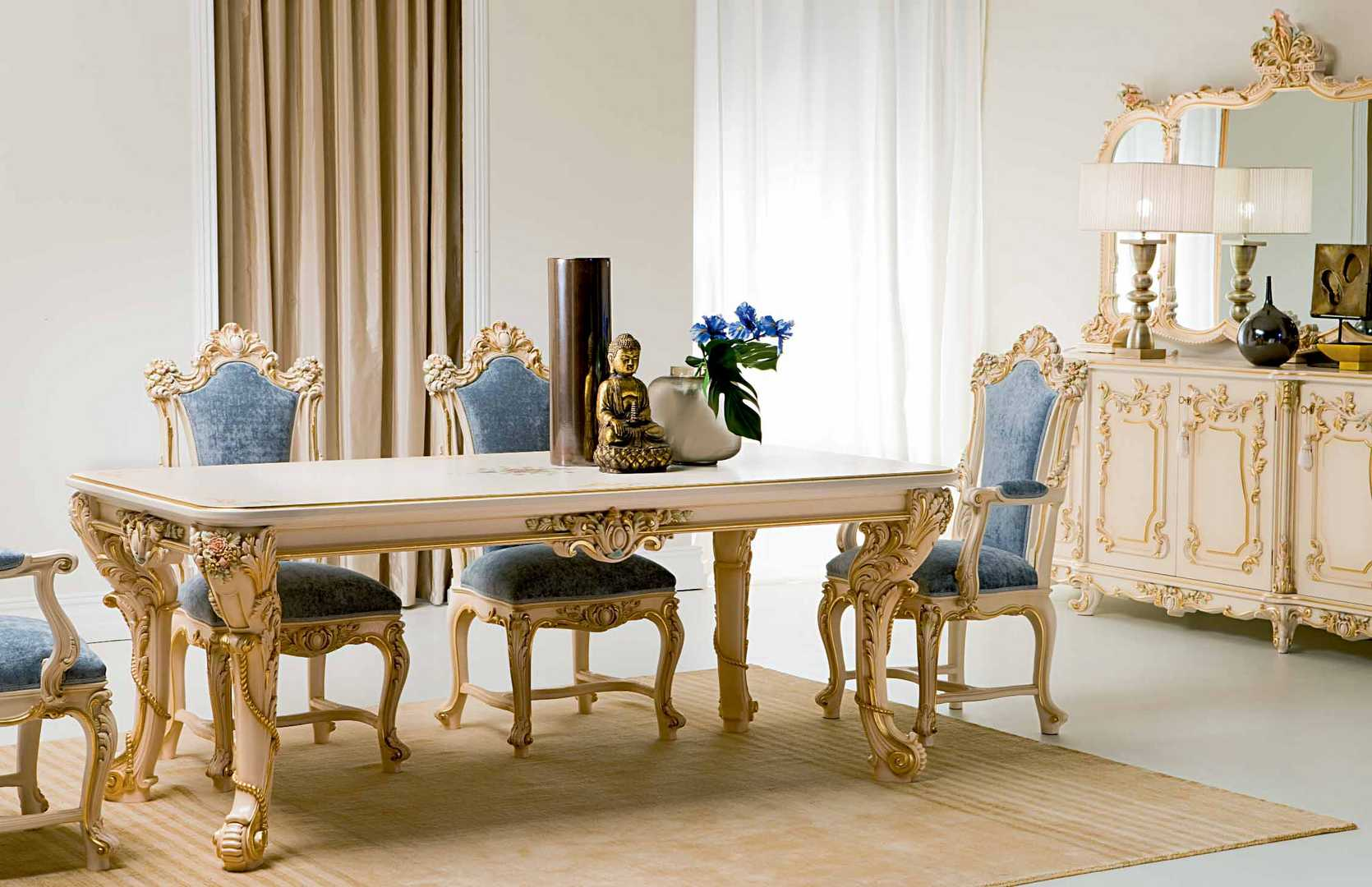 victorian dining room photo - 1
