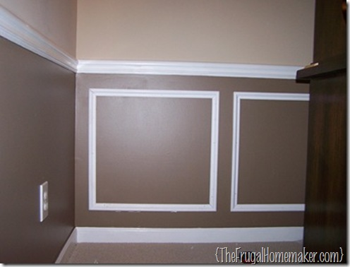 wainscoting dining room ideas photo - 2
