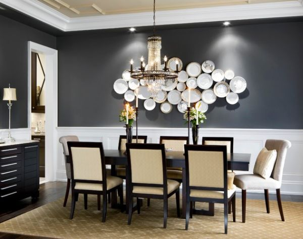 wall art for dining room contemporary photo - 2