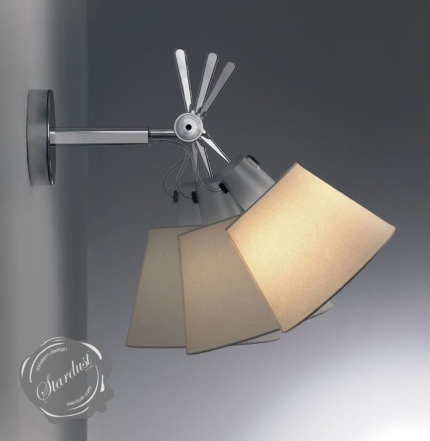 wall mounted lamps for bedroom photo - 2