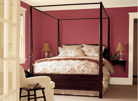 wall paint colors for bedroom photo - 2