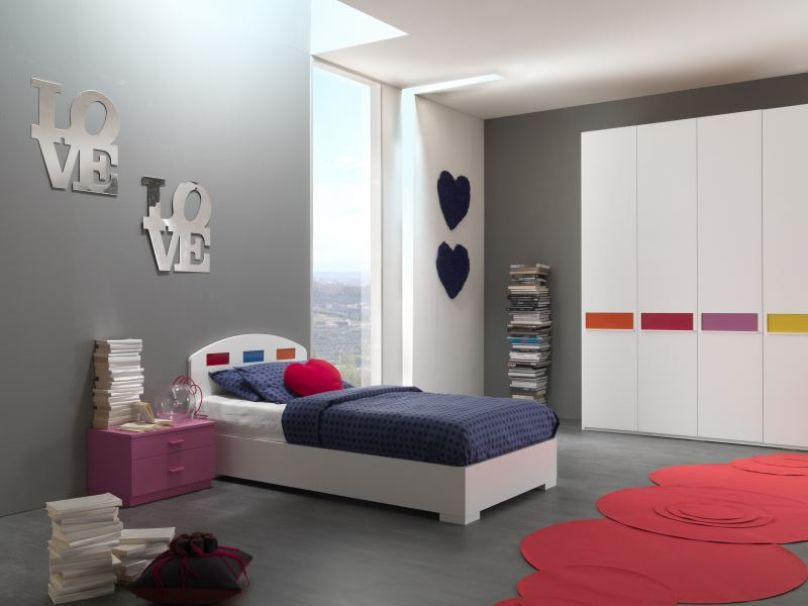 wall paint ideas for bedroom photo - 2