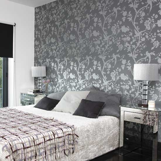 wallpaper bedroom ideas photo - 2