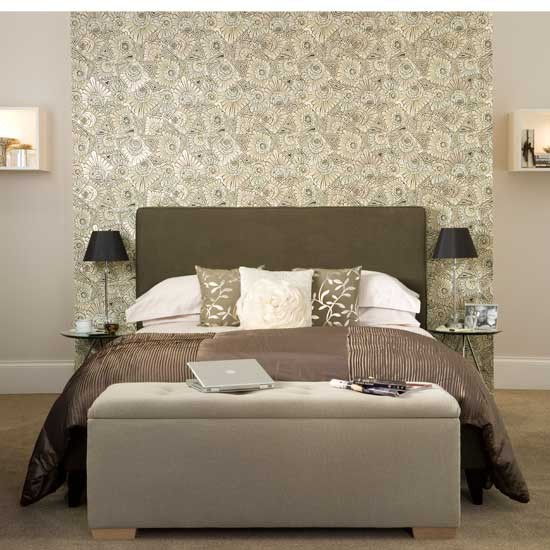 wallpaper ideas for bedroom photo 2