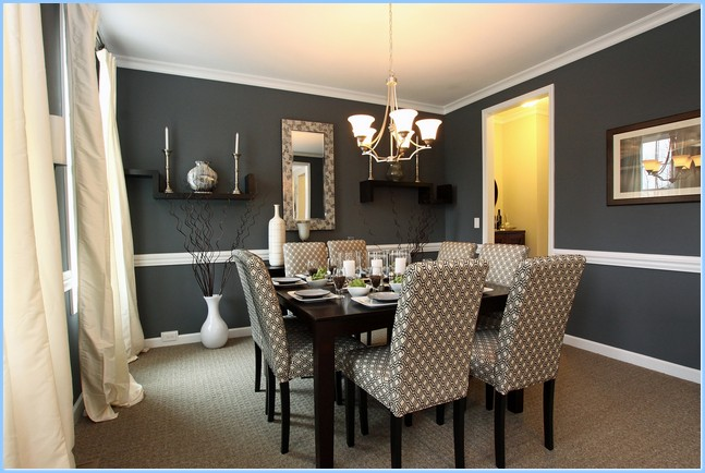 what color to paint dining room photo - 2