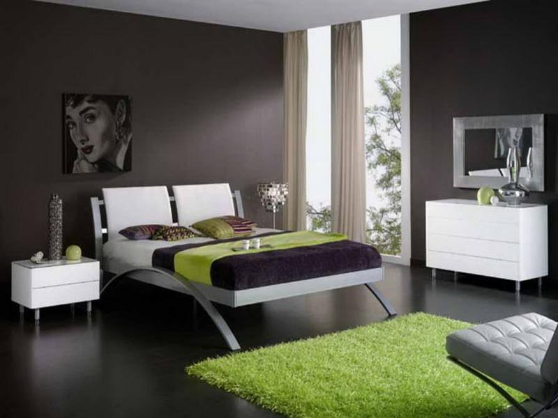 what is a good color to paint a bedroom photo - 2