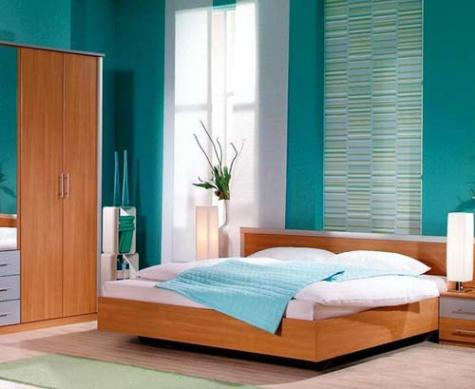 what is the best color to paint a bedroom photo - 1