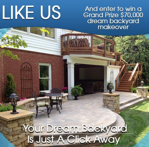 win a backyard makeover photo - 2