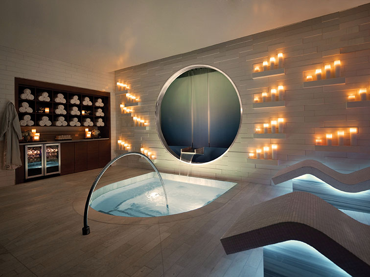 zen bathroom design photo - 1